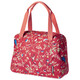 Basil Wanderlust Carry All Borsa rosso
